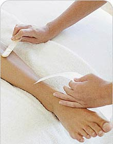 Bioepilation: tested for yourself
