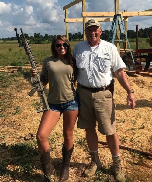 country girl pursuing a gunsmith degree in college 6 Country girl pursuing a gunsmith degree in college (36 Photos)