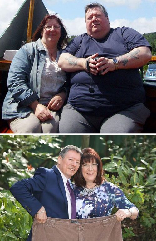 couples losing weight together is relationship goals defined 29 photos 12 Couples losing weight together is twice the inspiration (29 Photos)