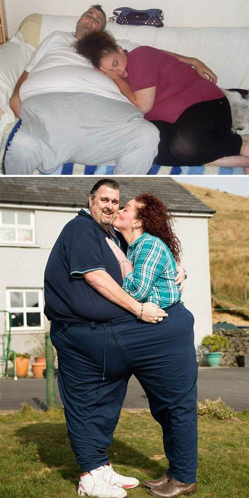 couples losing weight together is relationship goals defined 29 photos 15 Couples losing weight together is twice the inspiration (29 Photos)