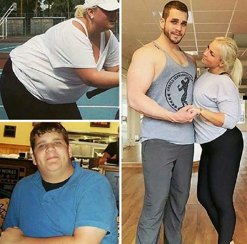 couples losing weight together is relationship goals defined 29 photos 1 Couples losing weight together is twice the inspiration (29 Photos)