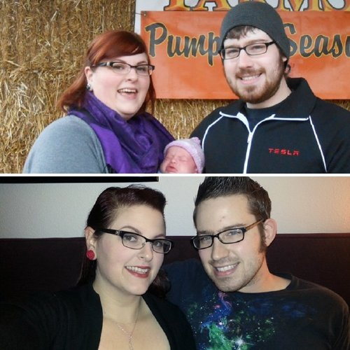 couple weight loss success stories 57ad8b0fa6552 700 Couples losing weight together is twice the inspiration (29 Photos)
