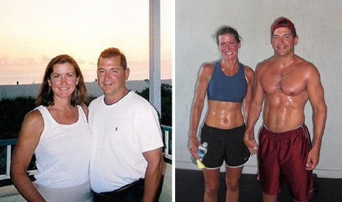couple weight loss success stories 33 57adb7f86d33a 700 Couples losing weight together is twice the inspiration (29 Photos)