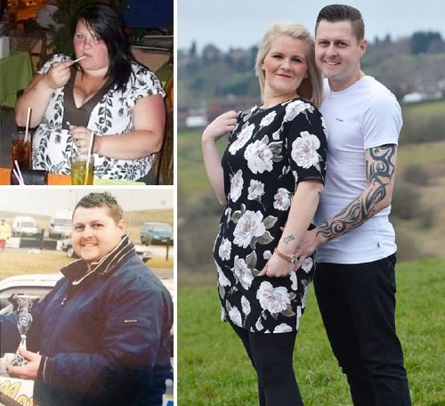 couple weight loss success stories 55 57adb4444b06f 700 Couples losing weight together is twice the inspiration (29 Photos)