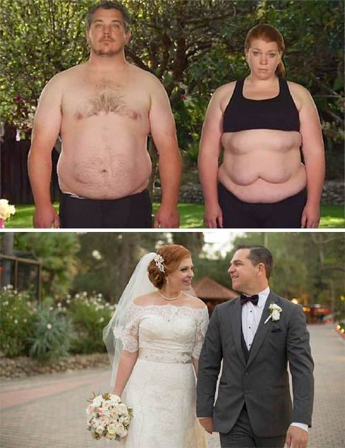 couples losing weight together is relationship goals defined 29 photos 10 Couples losing weight together is twice the inspiration (29 Photos)