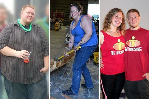 couple weight loss success stories 100 57add8c22a9c9 700 Couples losing weight together is twice the inspiration (29 Photos)
