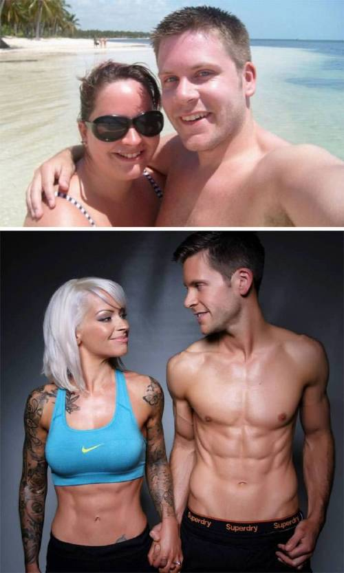 couples losing weight together is relationship goals defined 29 photos 3 Couples losing weight together is twice the inspiration (29 Photos)