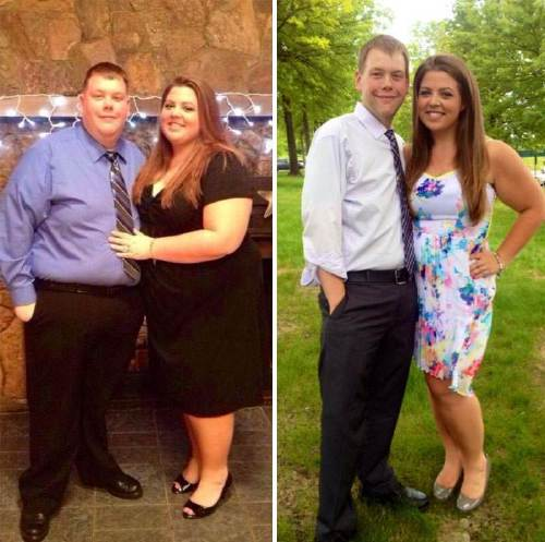 couples losing weight together is relationship goals defined 29 photos 7 Couples losing weight together is twice the inspiration (29 Photos)