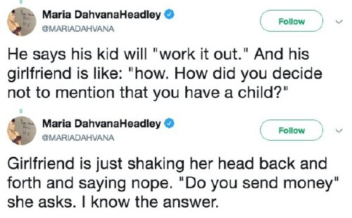 girl finds out her boyfriend has been hiding his 12 year son 3 Douche of a boyfriend failed to inform his S.O. he had a child (18 Photos)