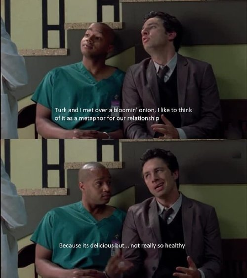 scrubs will always have a special place in our hearts 34 photos 25 Dr. Cox! We need Scrubs quotes, STAT (35 Photos)