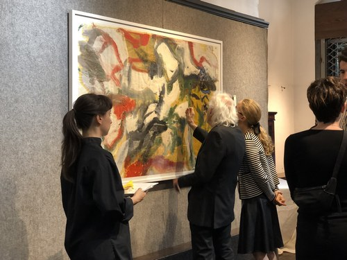 It was a sheer amount of dumb luck to come across the works though it wasnu0027t entirely surprising. The storage unit had once belonged to mega-restorer Orrin ... & How Did Six Willem de Kooning Paintings End Up Forgotten in a ...