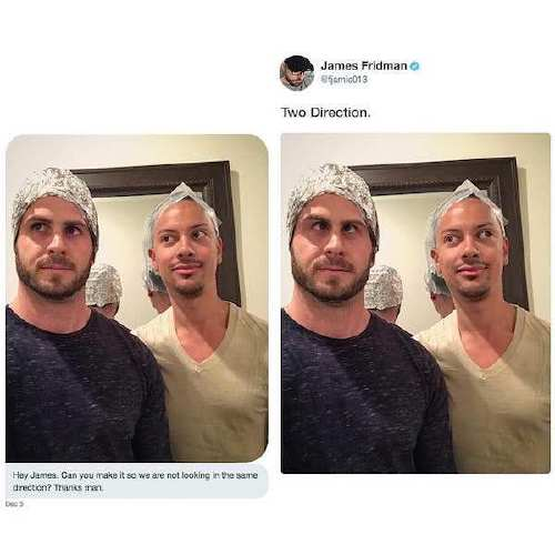 fjamie013 25012693 141261033202410 3499175341417562112 n James Fridman, the unequivocal Photoshop trolling master, is at it again (30 Photos)