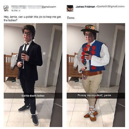 funny photoshop troll photo request james fridman 12 5b6a979783780 png 880 James Fridman, the unequivocal Photoshop trolling master, is at it again (30 Photos)