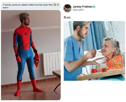 funny photoshop troll photo request james fridman 13 5b6a979a89c89 png 880 James Fridman, the unequivocal Photoshop trolling master, is at it again (30 Photos)