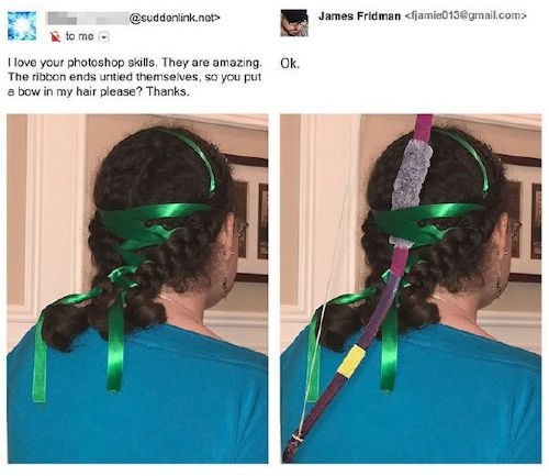 funny photoshop troll photo request james fridman 18 5b6a97aba1042 png 880 James Fridman, the unequivocal Photoshop trolling master, is at it again (30 Photos)