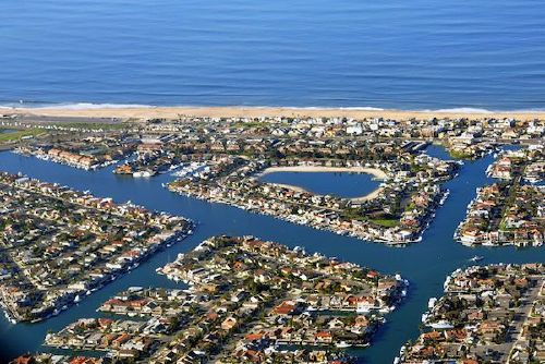 800px long beach california aerial shot Ranking the US cities with the most nice days (22 photos)