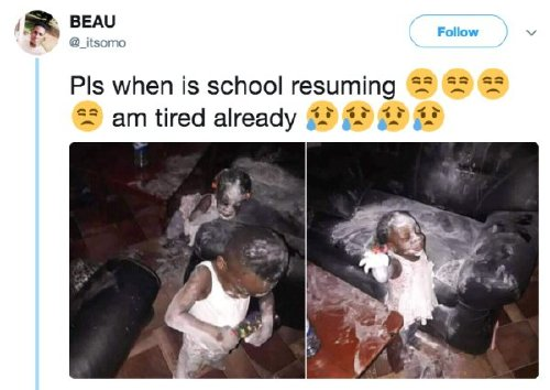 back to school tweets 2 Summer break has parents daydreaming of the school year (28 Photos)
