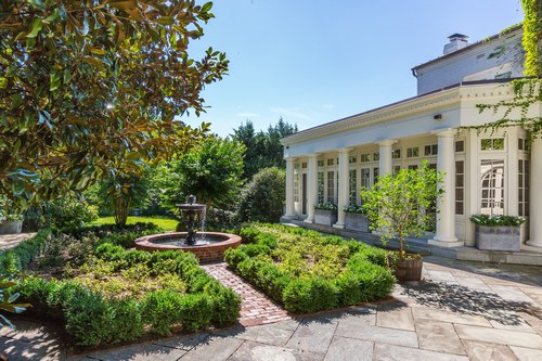 Ted Kennedy's Former Georgetown Estate Is on the Market for $22 Million