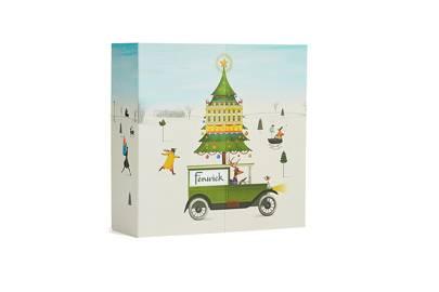 Fenwick Beauty Advent Calendar £150, Birchbox