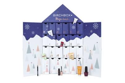 Advent Calendar, £65, Birchbox