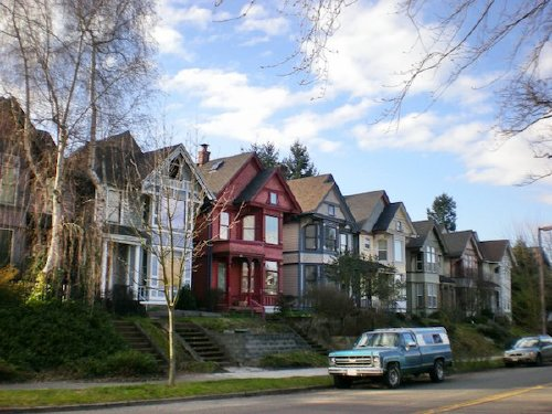 houses in the south j street historic district in tacoma washington The US areas with the highest and lowest rates of car theft (21 Photos)