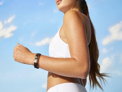 A Stylish Fitness Tracker