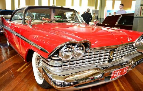 1959 plymouth fury 2013 racv motorclassica 10491831395 This woman is dominating the internet comment game (29 photos)