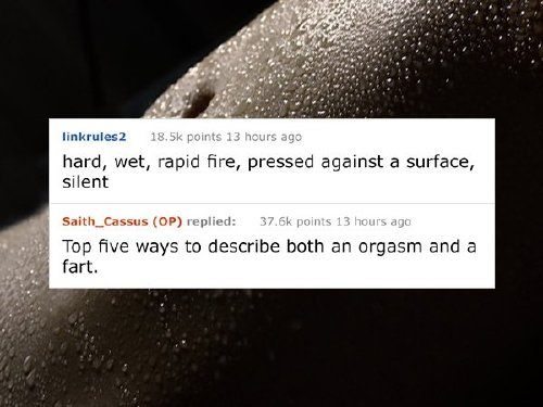 Vague 'top 5' lists with wonderfully wrong category guesses (16 Photos)