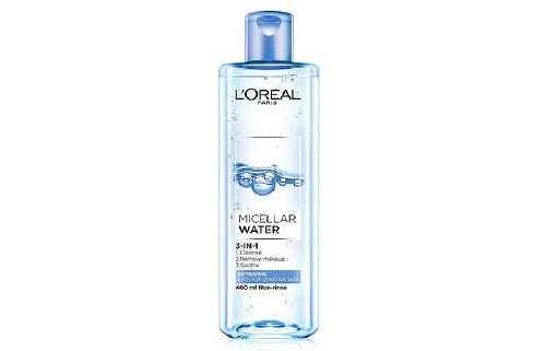 10. L'Oreal 3-in-1 Micellar Water