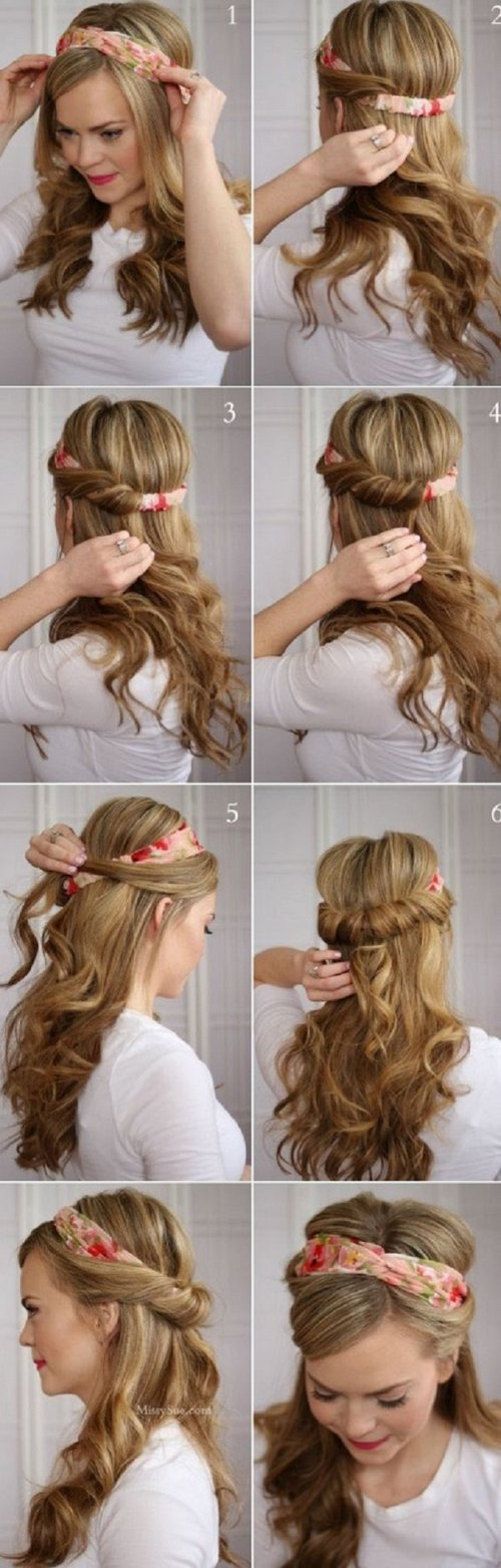 25 Easy Hairstyles For Long Hair Fashion Beauty