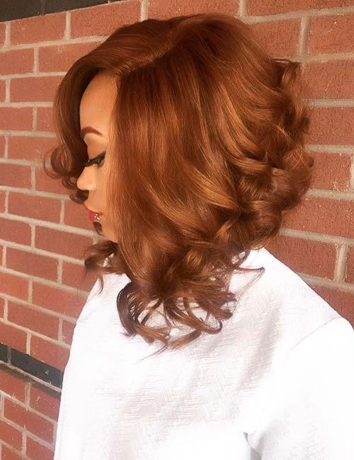 30 Best Hair Color Ideas For Black Women Fashion Beauty
