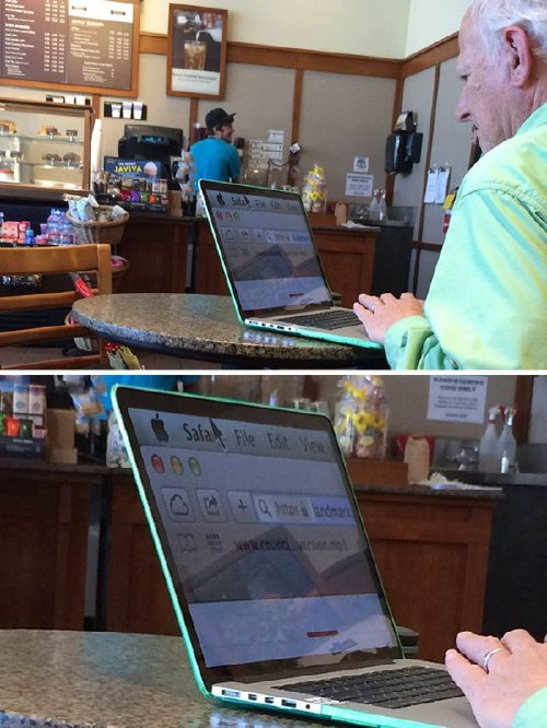 old people baby boomers technology struggle fails 17 Baby Boomers V. Technology place your bets! (35 Photos)