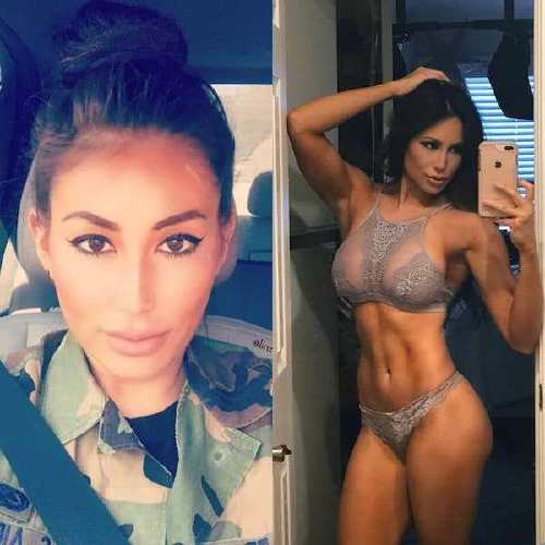 she can do both 28763311 1773732356267078 4564665987781099520 n Beautiful bad asses in (and out of) uniform (35 Photos)