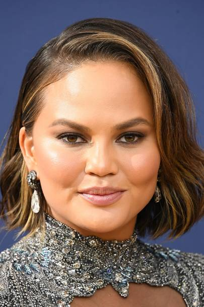 Chrissy Teigen's beauty history proves she can pull off literally any look
