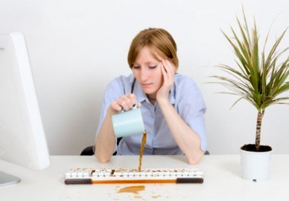 Regular use of coffee causes chronic fatigue, but eliminates cholesterol