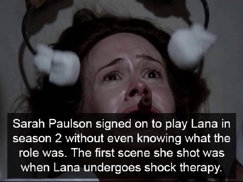 Freaky facts about 'American Horror Story' you didn't know (15 Photos)