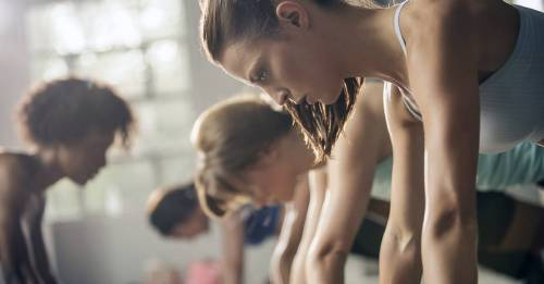 GLAMOUR gets fit: We try the 12-week fitness plan that's taking the UK by storm