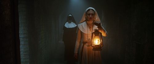 Here's How the Dark and Twisted Ending of The Nun Goes Down