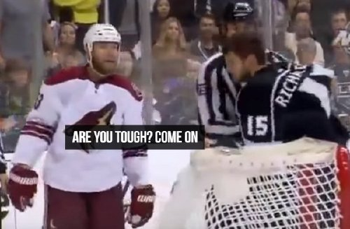 hockey players are true wordsmiths photos 9 Hockey players are true wordsmiths (23 Photos)