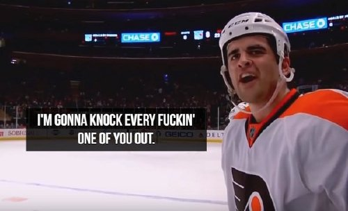 hockey players are true wordsmiths photos 17 Hockey players are true wordsmiths (23 Photos)