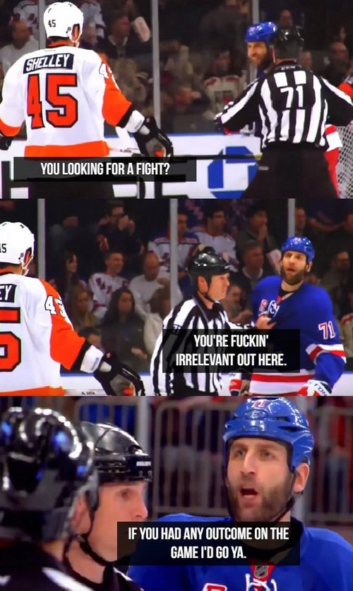 hockey players are true wordsmiths photos 18 Hockey players are true wordsmiths (23 Photos)