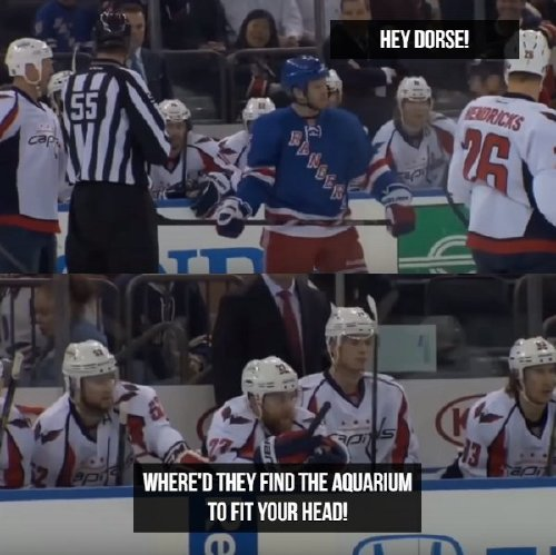 hockey players are true wordsmiths photos 19 Hockey players are true wordsmiths (23 Photos)