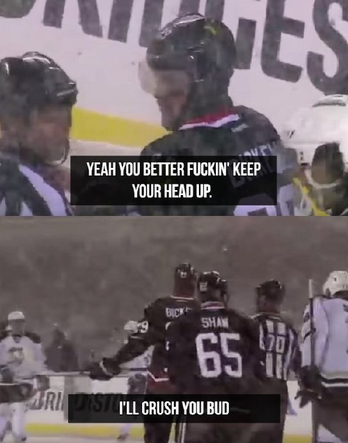 hockey players are true wordsmiths photos 51 Hockey players are true wordsmiths (23 Photos)