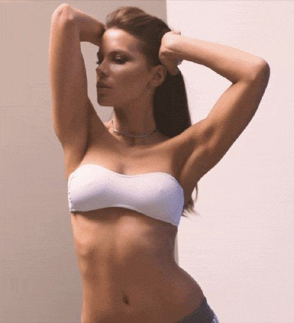 pok5raz9 Kate Beckinsale is the Kate Heckin Grail (16 GIFs)