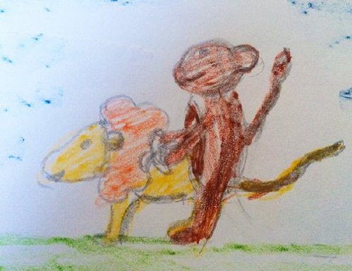 inappropriate funny kid drawings 49 605 Kids make for the greatest artists (33 Photos)