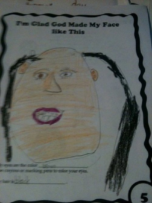 kids make for the greatest artists photos 19 Kids make for the greatest artists (33 Photos)