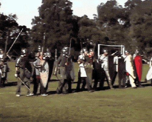 LARPing: The nerd version of fantasy football (15 GIFs)