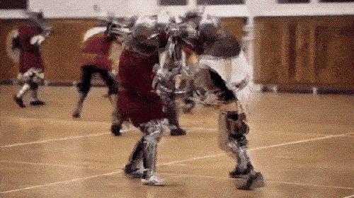 larping xx gifs 512 LARPing: The nerd version of fantasy football (15 GIFs)