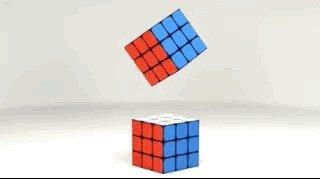 rubiks9 Mesmerizing CGI physics simulations we cant stop staring at (18 GIFs)