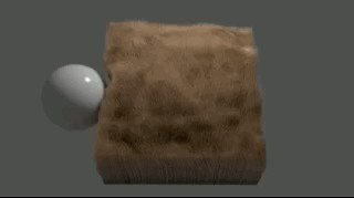 fur9 Mesmerizing CGI physics simulations we cant stop staring at (18 GIFs)